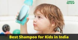 best kids shampoo in india